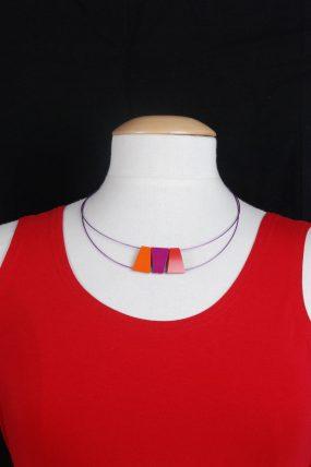 Hals hanger: Driehoek