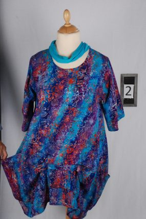 Normal Crazy Tuniek Botin Batik