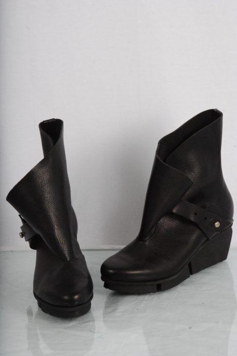Trippen schoenen: Lap Black winter schoenen