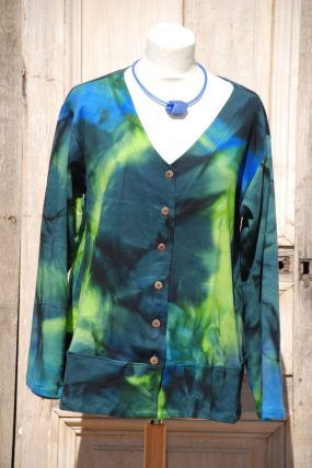 Normal crazy blouse Hanna tricot