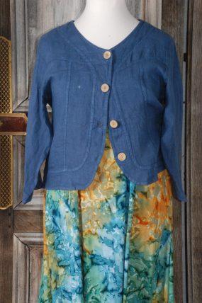 BB style Jasje / Top 90624 Blauw