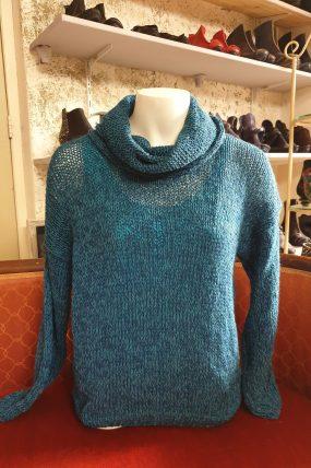 Himalaya Sweater Lala petrol 239950250