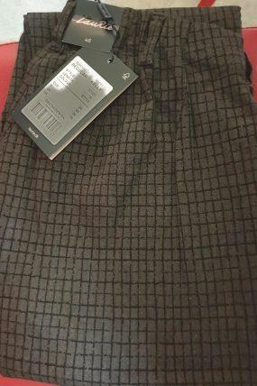Laurie Regular Kelly broek (grijs/zwart) 97713