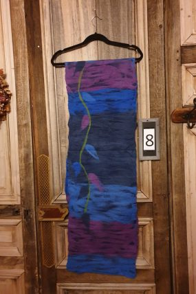 Mooi Vilt Gevilte shawl vele kleuren serie 2