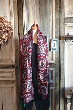 Bb style shawl kring