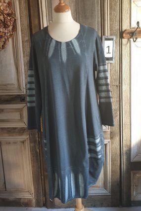 Kekoo jurk streep