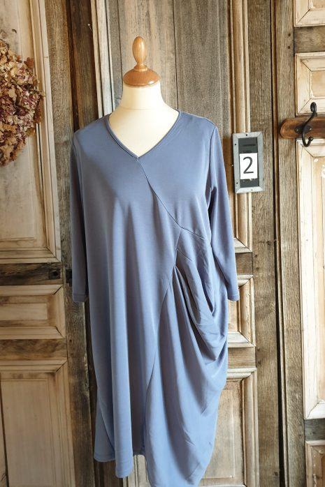 Denim dress  Denim blue Cupro 3235