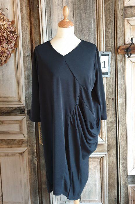 Denim dress  Black Cupro 3235