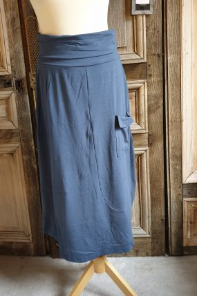 Elswhere Denimblue Skirt 3275