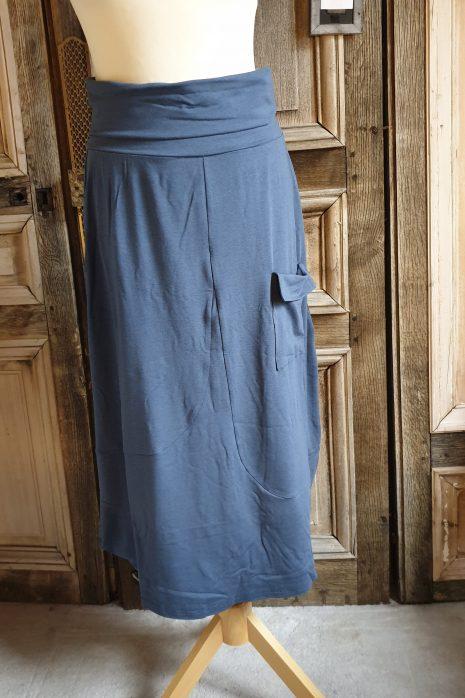 Elswhere Denimblue Skirt 3275