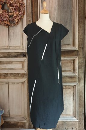 E-Aps Dress 11896 zwart/wit