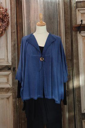 Thombique vest viscose Knoop