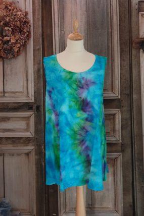 Normal Crazy Top : Aline Batik (80cm) Groen