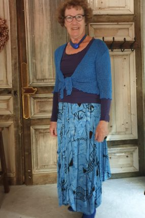 Normal Crazy skirt Puur PW vis