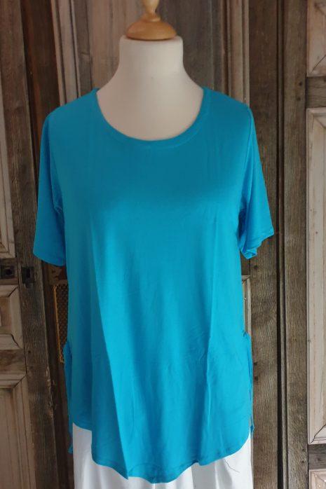 Normal Crazy Shirt Aline s/s korte mouw.( 10 kleuren)