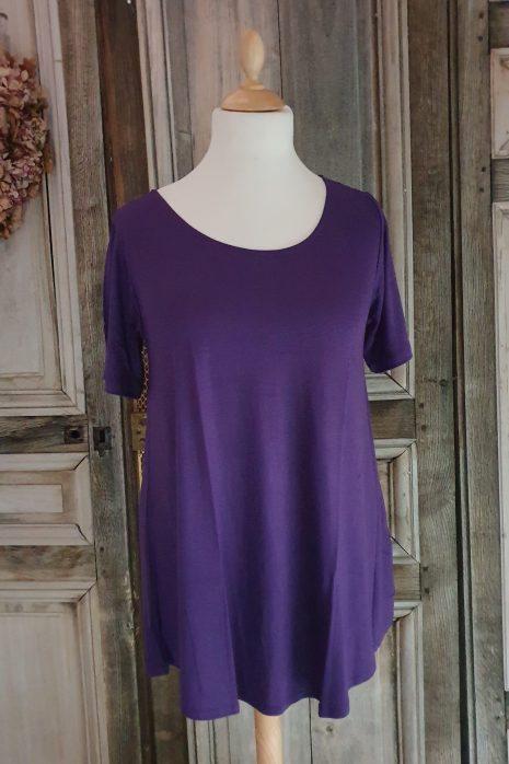 Normal Crazy Shirt Aline s/s korte mouw. 11 kleuren