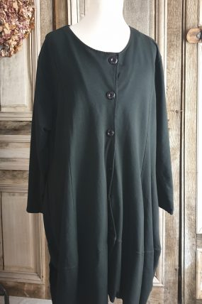 Bb style vest/jas zonder kraag