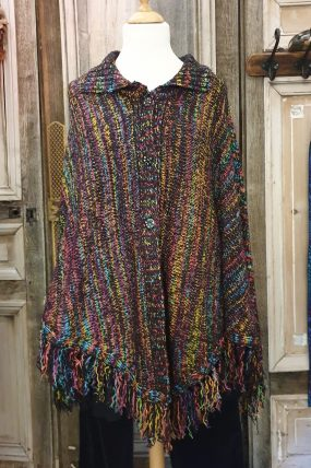 Angel Circle Poncho knit HC 3357