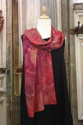 Angel circle  KJ90121T scarf batik