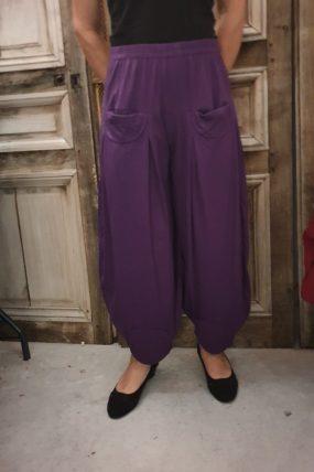 Normal Crazy broek: sindy+10 Uni ( paars,roze en rood)