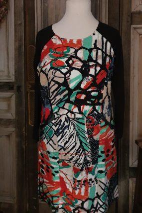 Orientique Dress Raphael 61364